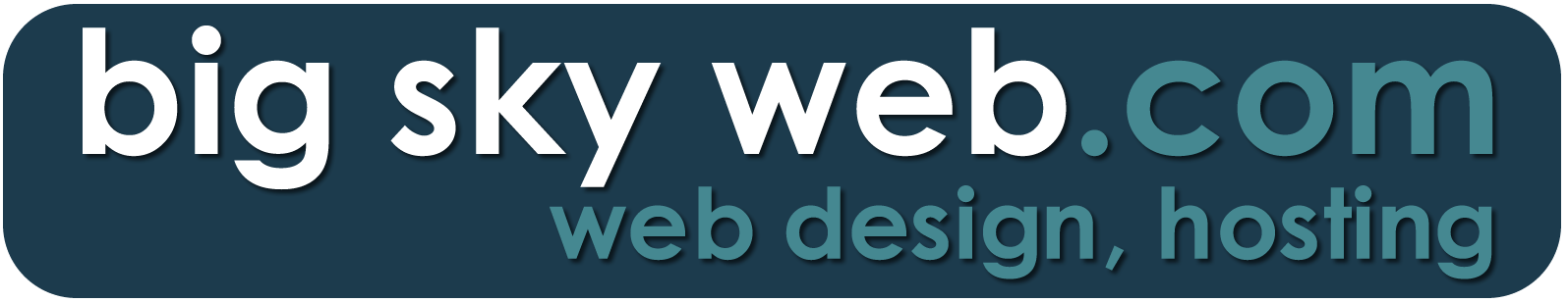 Big Sky Web
